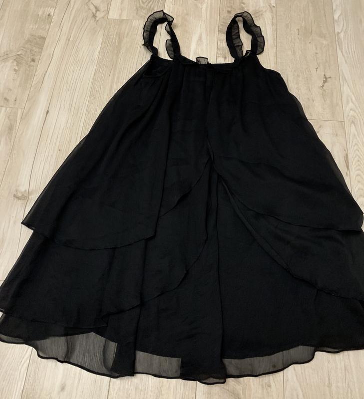Красивенное объёмное пышное платье рюшами twist tango dress ра... - Фото 3