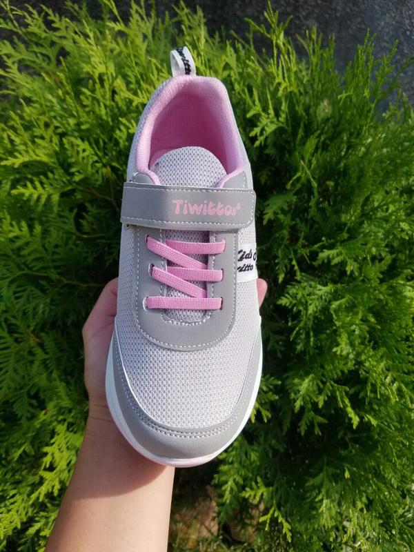 Кроссовки для девочки Tom Wins 31 32 33 34 35 - Фото 3