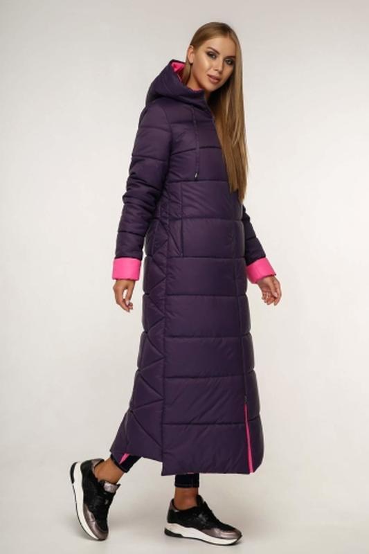 Пальто женское зимние - Фото 2