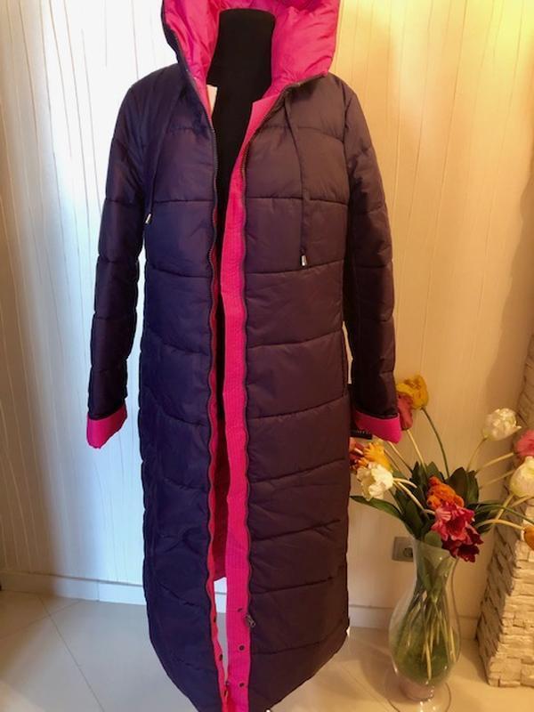 Пальто женское зимние - Фото 3