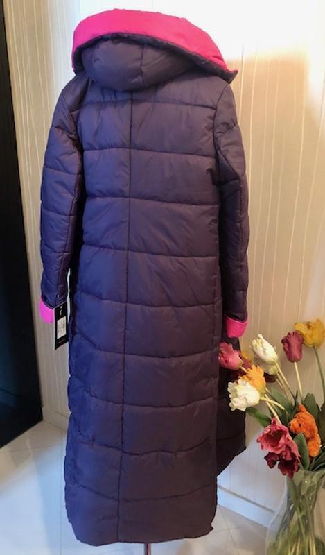Пальто женское зимние - Фото 4