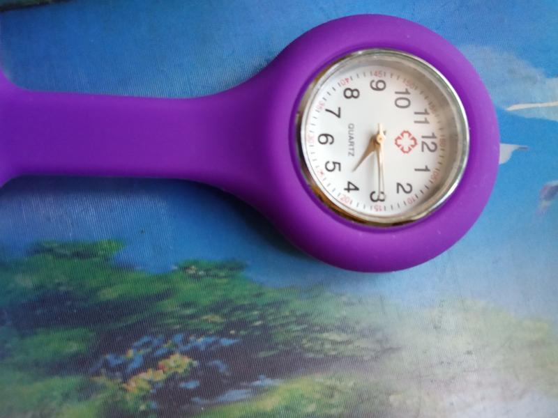 Часы на булавке - Фото 2