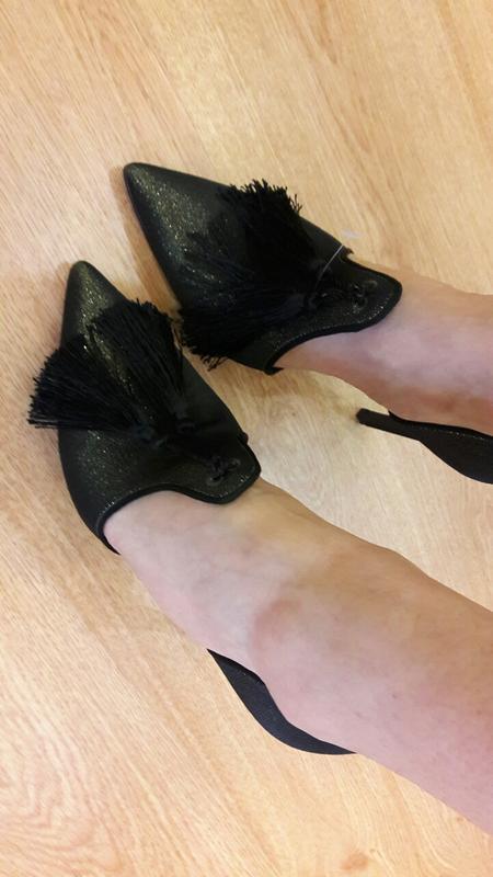 Стильные туфли лодочки nine west - Фото 9