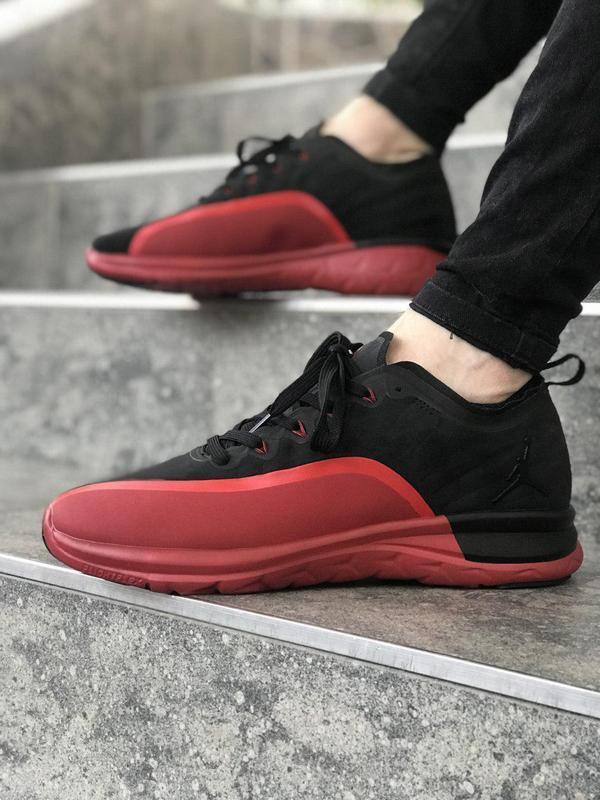 Стильные кроссовки ???? jordan trainer prime red ????