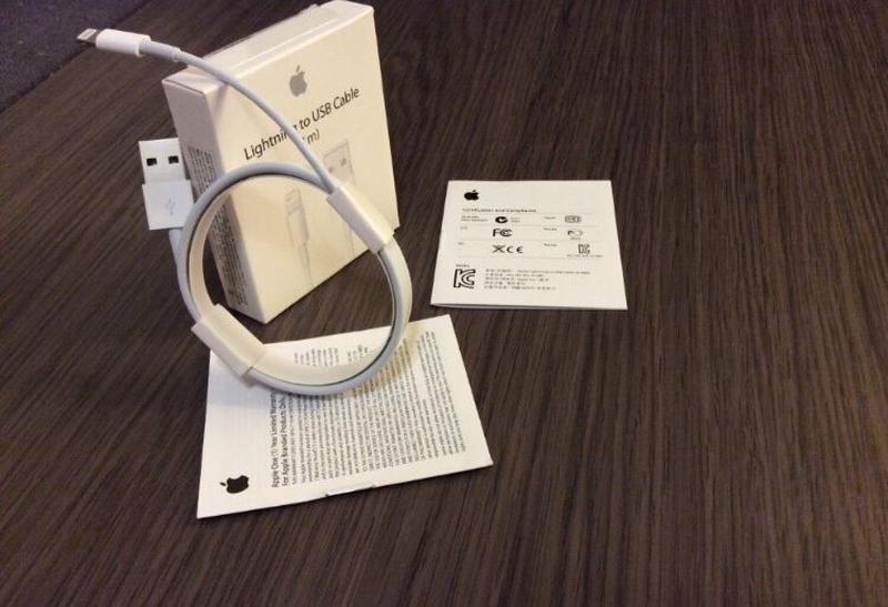 Оригинальный кабель(шнур) для зарядка iPhone на айфон 4/5/6/7/8/Х