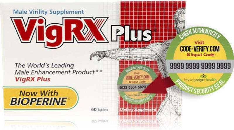 Оригинальный VigRX Plus из США для увеличения пениса и потенции! - Фото 2
