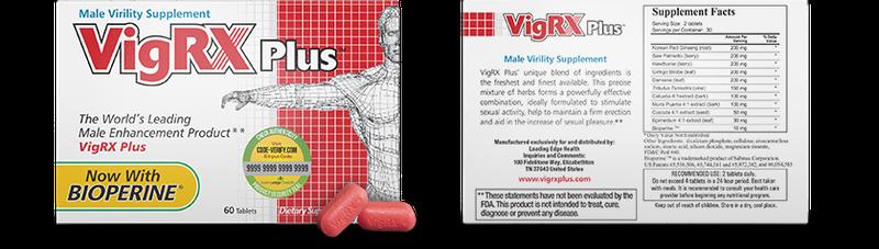 Оригинальный VigRX Plus из США для увеличения пениса и потенции! - Фото 9