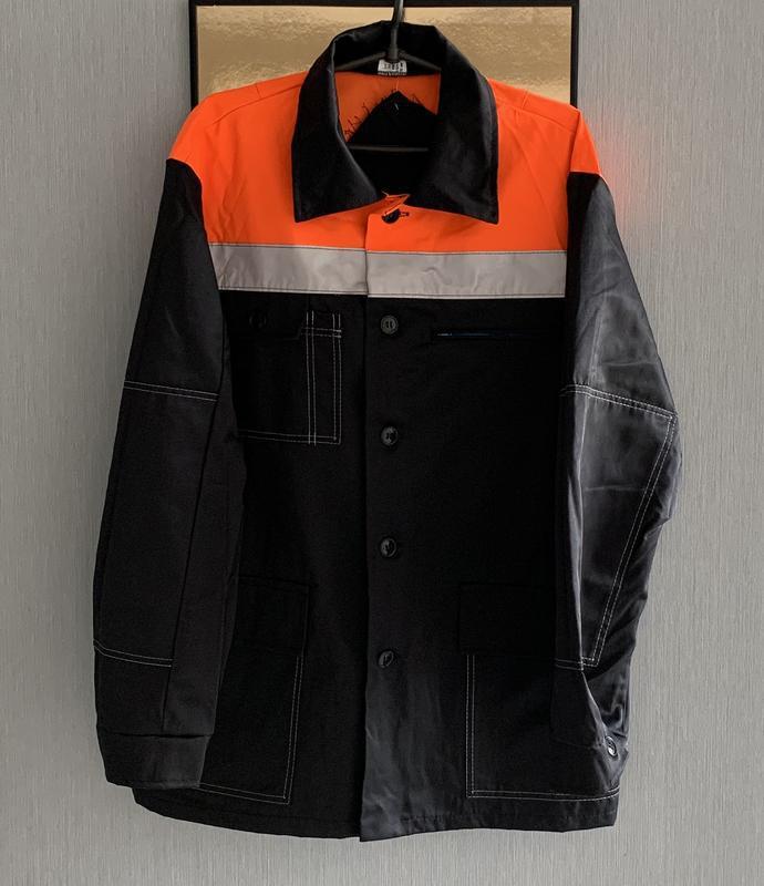 Куртка рабочая многофункциональная спецодежда, високое качество