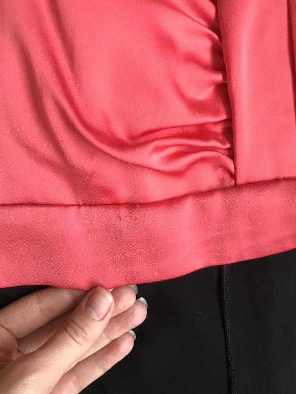Акция 2=3 платье вечернее длинное в пол шифоновый низ атласный... - Фото 3