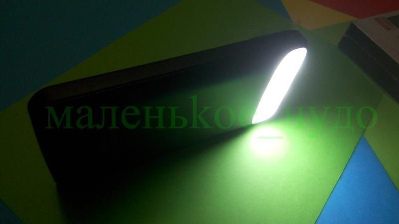Мобильная зарядка Power Bank Z081 реал. емкость 9600 ПоверБанк 27 - Фото 6
