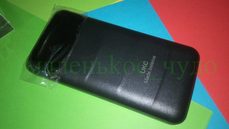 Мобильная зарядка Power Bank Z081 реал. емкость 9600 ПоверБанк 27