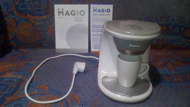 Кофеварка MAGIO MG-342