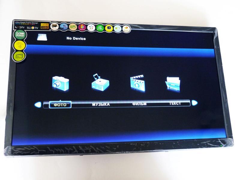 LCD LED Телевизор 24