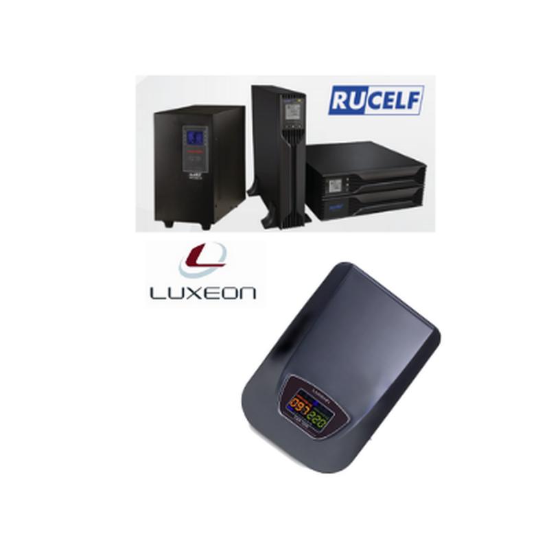 Ремонт стабилизаторов напряжения Luxeon, Rucelf