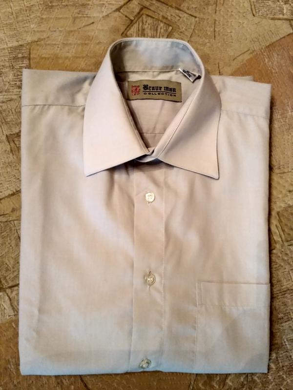 Рубашка мужская BRAVE MAN