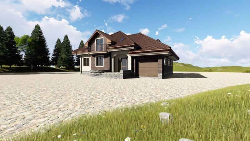 Проектування будинків, адміністративних будівель, кіосків МАФ