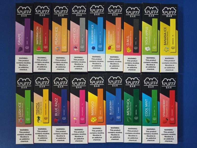 электронная сигарета пуфф купить