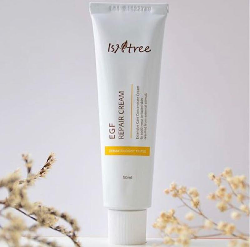 Антивозрастной питательный крем Isntree EGF Repair Cream