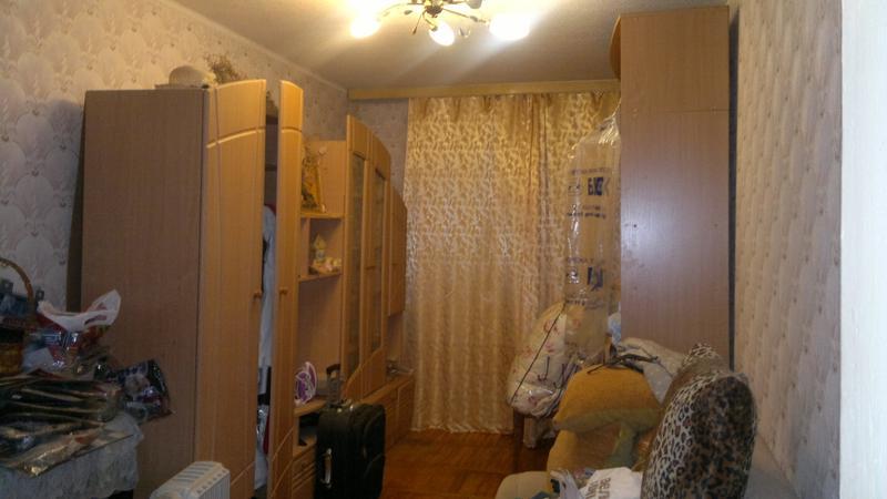 Продается 3-х комнатная квартира Борщаговка
