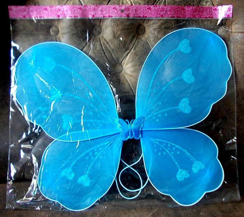 Костюм бабочка-фея – крылья новые - Фото 2