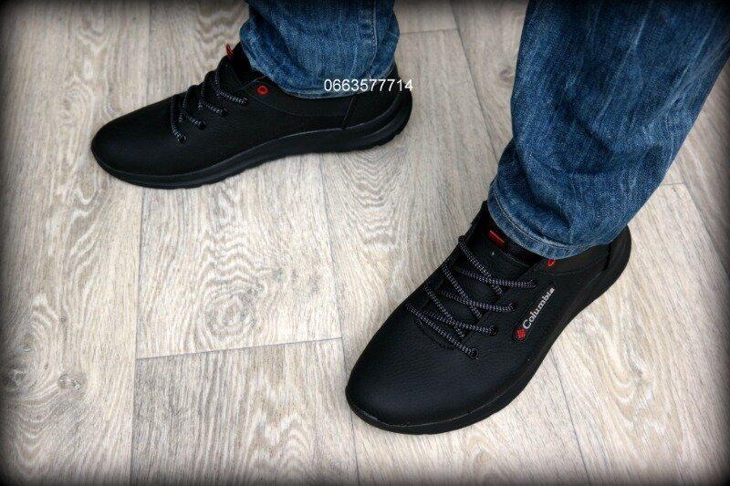 Натуральная кожа , кожаные мужские кроссовки в наличии , гарантия