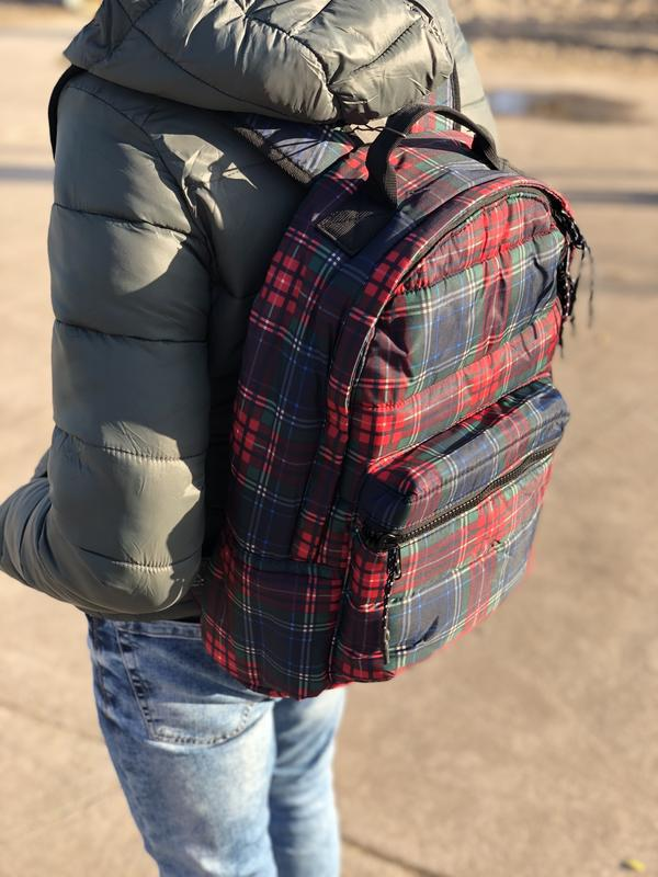 Мужской рюкзак bershka/чоловічий рюкзак