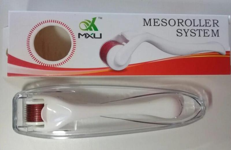 Массажер для лица Мезороллер Mesoroller system - Фото 2