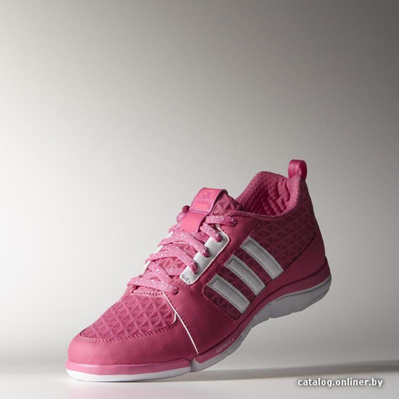 Кроссовки женские adidas mardea m29518 розовые - Фото 2
