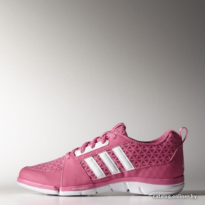 Кроссовки женские adidas mardea m29518 розовые - Фото 3