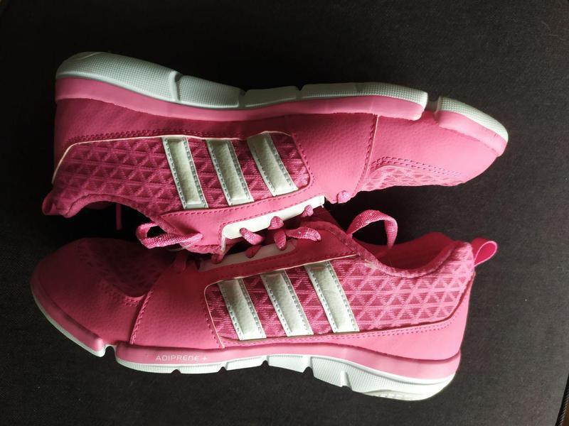 Кроссовки женские adidas mardea m29518 розовые - Фото 8