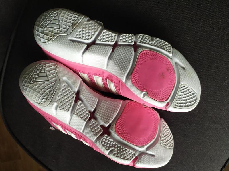 Кроссовки женские adidas mardea m29518 розовые - Фото 9