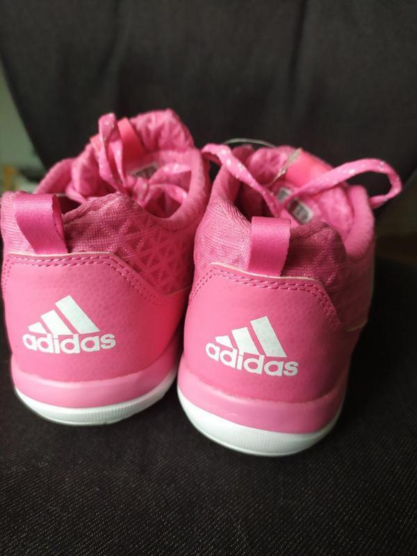 Кроссовки женские adidas mardea m29518 розовые - Фото 10