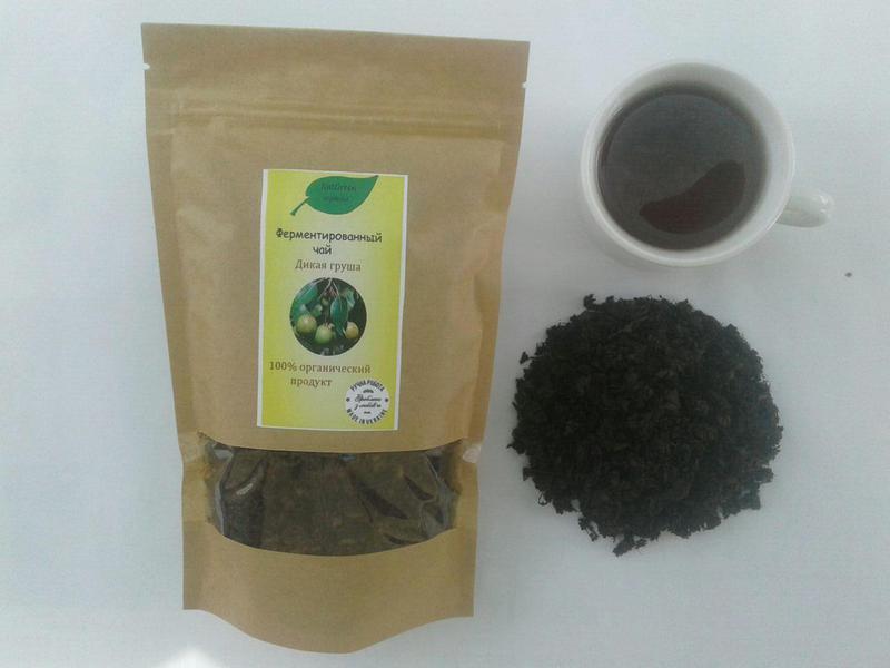 Ферментированный чай  дикая груша - Фото 2