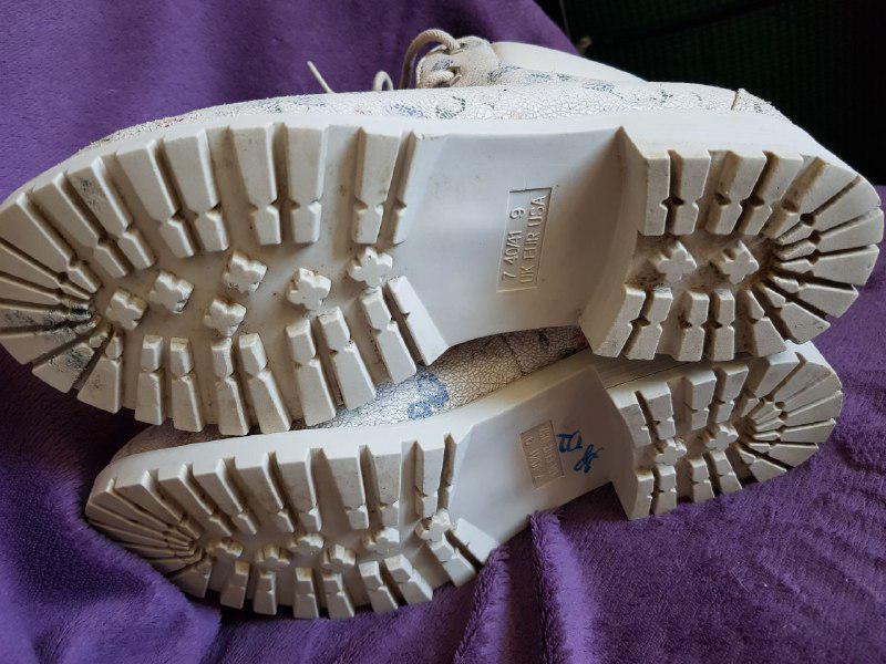 Красивые ботинки демисезонные, удобная колодка Primark - Фото 7