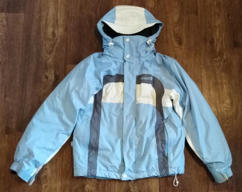 Лыжная куртка campri британия рост 128 134