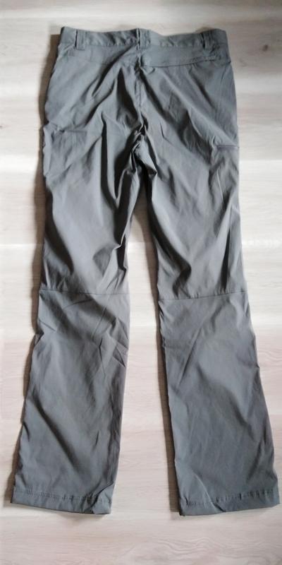 Треккинговые легкие брюки штаны бриджи crivit р. 50 xl германи... - Фото 3