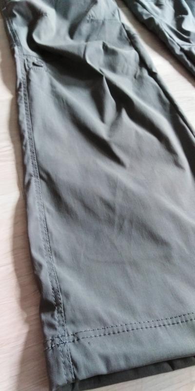 Треккинговые легкие брюки штаны бриджи crivit р. 50 xl германи... - Фото 5