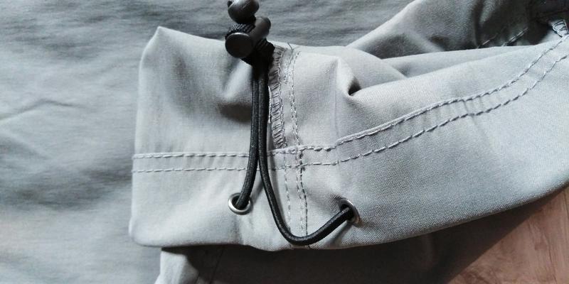Треккинговые легкие брюки штаны бриджи crivit р. 50 xl германи... - Фото 8