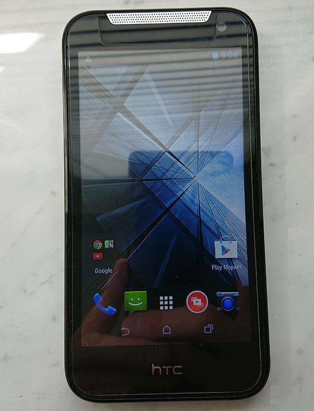 Смартфон на две SIM-карты HTC Desire 310 Dual Sim Navy