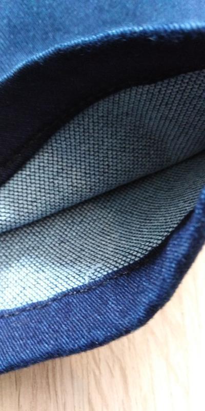 Джинсы треггинсы р. eur 36 38 s m tcm tchibo германия синие на... - Фото 5