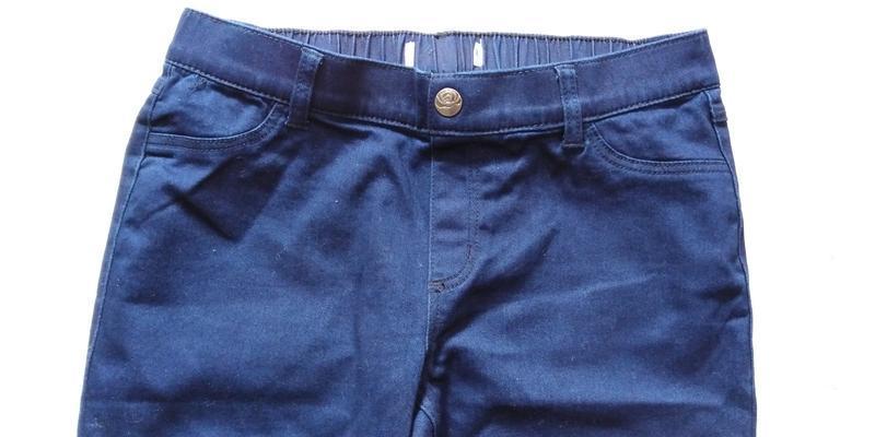 Джинсы треггинсы р. eur 36 38 s m tcm tchibo германия синие на... - Фото 6
