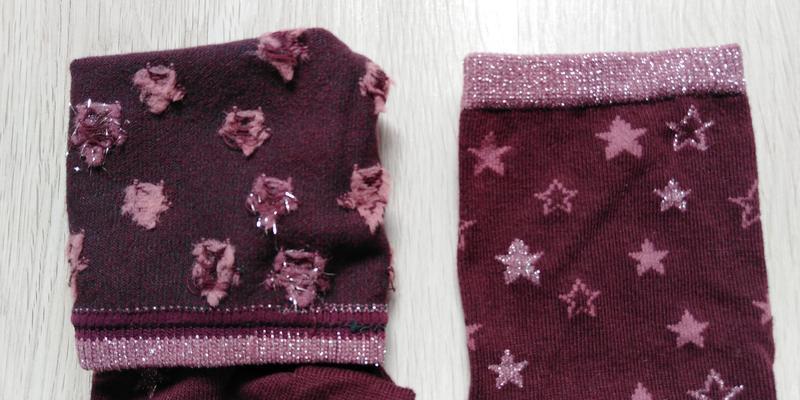 Набор плотных носков р. 39-42 tcm tchibo германия звёзды - Фото 3
