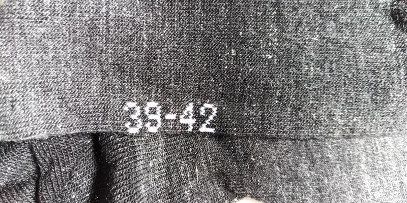 Набор плотных носков р. 39-42 tcm tchibo германия звёзды - Фото 7