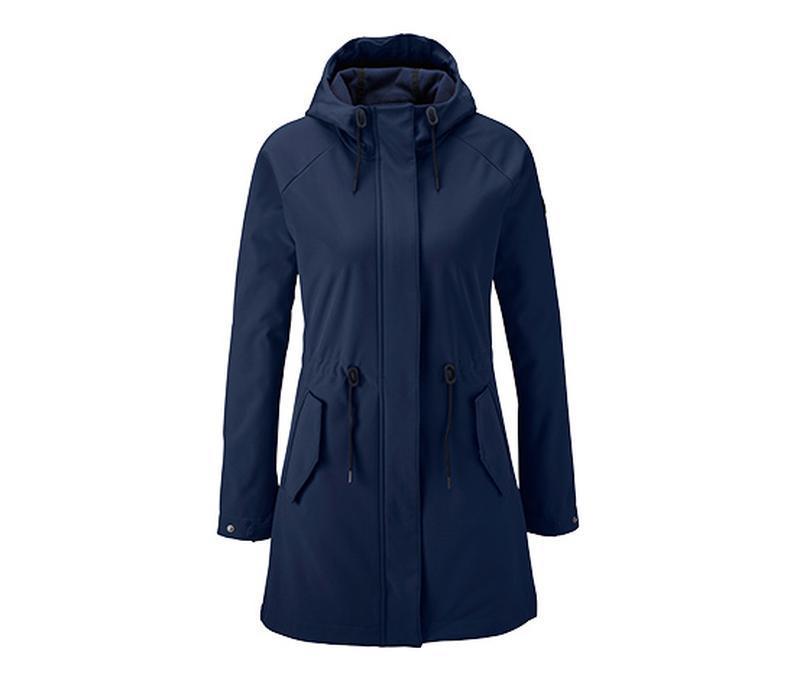 Куртка пальто софтшел softshell р. 48 50 xl xxl tcm tchibo гер... - Фото 2
