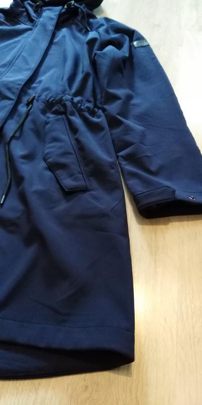 Куртка пальто софтшел softshell р. 48 50 xl xxl tcm tchibo гер... - Фото 5