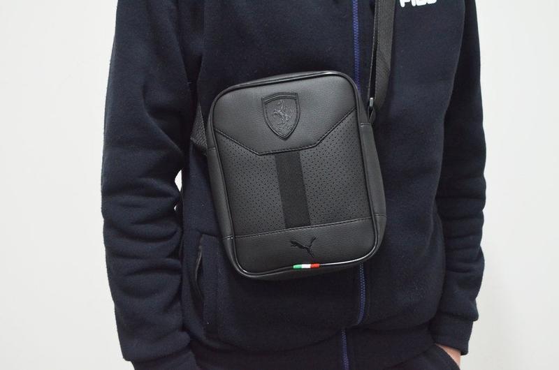 Стильный мужской комплект рюкзак + барсетка - Фото 8