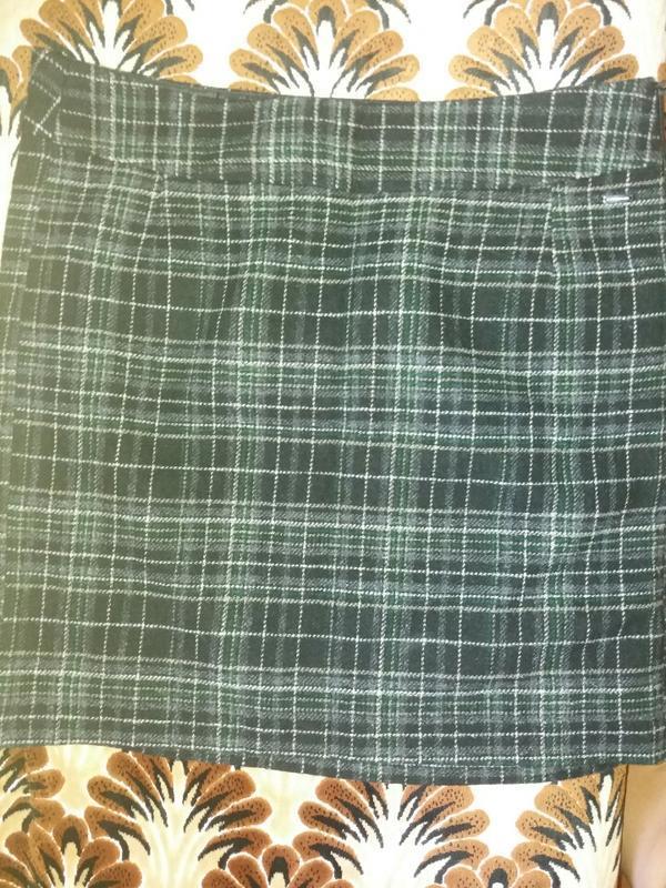 Теплая юбка - Фото 4
