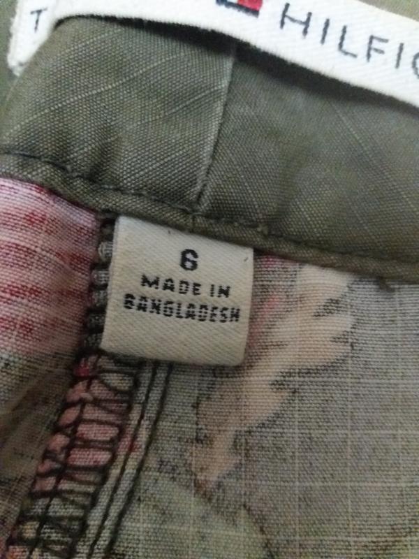 Трендовые брюки бренд-tommy hilfiger  ж2 - Фото 10