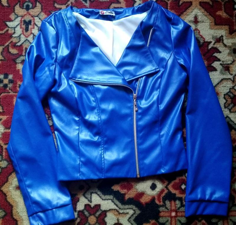 Куртка-косуха - Фото 2