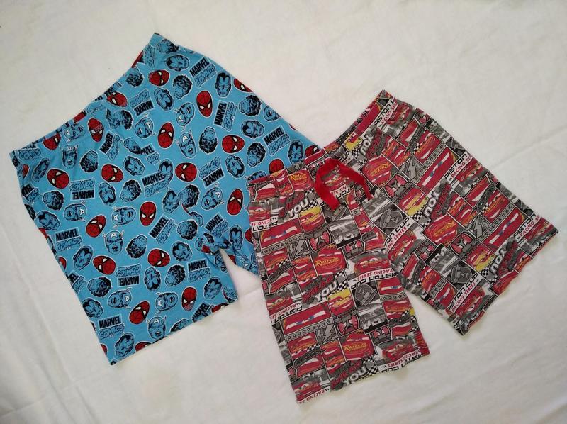 Комплект шорты на 6-8 лет